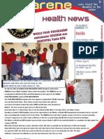 Nazarene Health News