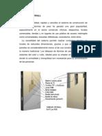 Tabiques Drywall Trabajo Tecnicas de Construccion