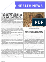 The Whitaker Group -  Africa Health News - June 2011