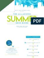 VF Advertising Summer Guide 2010-1