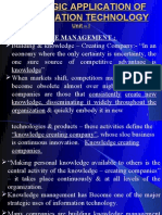 Copy of SAIT-I (Knowledge Management & ERP)