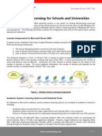 Server 2003 Ed Lic Ncomputing