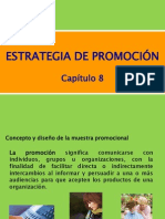 Capitulo 8. Estrategia de Promocion