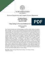Tech Report NWU-EECS-09-09
