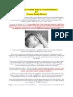 A PM Before DAWN Prayer Commandment - Tracey Bond-Tolbert