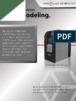 ProJetT HD 3000 Brochure