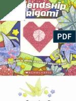 Friendship Origami