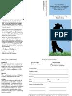 HHCS Golf Tournament Flyer 2011