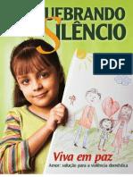 Revista Adulto Quebrando o Silencio 2009