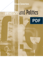 Buchanan - Deleuze and Politics