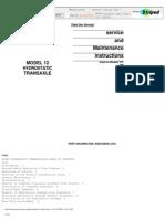 Eaton 12 Service Manual