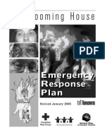 Rooming House Emerg Response Plan