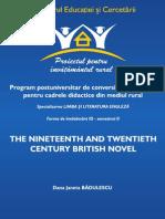 Literatura Engleza Anul III Sem I - Tutore L[1]. Hamzea