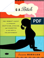 Yoga Bitch by Suzanne Morrison - Excerpt