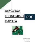 PROGRAMACIÓN ECONOMIA DE LA EMPRESA