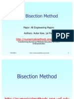 Ppt Bisection