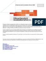 Tutorial de Configuration d Internet and Acceleration Server 2004 ISA