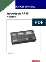 AP45 Manual