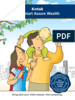 Headstart Assure Wealth Brochure