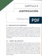 4 JUSTIFICACIÓN