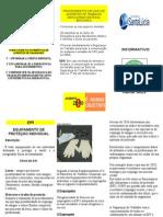 Folder EPI - Enfermagem 2