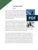ANIMALES EN PELIGRO DE EXTINCIÓN EN EL SALVADOR