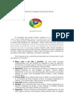 Lanzamiento Del Navegador Web Google Chrome_TAREA II