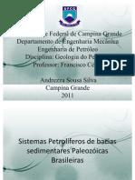 Sistema petrolífero de bacias sedimentares paleozóicas brasileiras