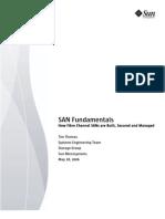 SAN Fundamentals