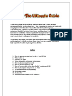 Betfair the Ultimate Guide eBook
