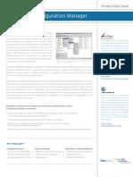 Configuration Manager Datasheet