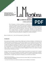 La Microfona 12 - Portal Guarani
