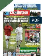 LE BUTEUR PDF du 22/07/2011