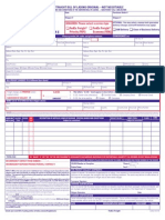 Fedex Bill of Lading