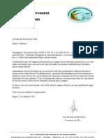 carta para  VISÃO 21julho2011