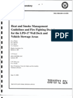 Heat and Smoke Management LPD-17