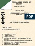 APUNTES DE TEORIA POLITICA