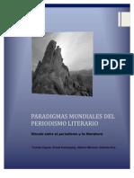 Paradigm As Mundiales Del Periodismo Literaria