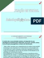 ADMINISTRACAO DE VENDAS
