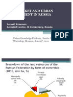 Lemonov Land Issues PPT in Russia_eng