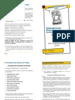 folleto consagración