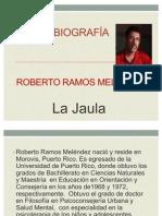Biografía autor La Jaula