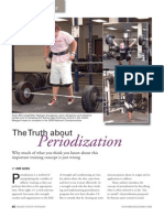 Periodization Review