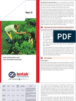 Kotak Safe Investment Plan2