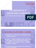2) Sofistas e Sócrates, parte 01
