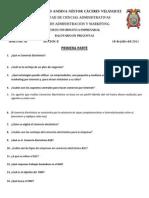 Banco de Perguntas Inf. rial