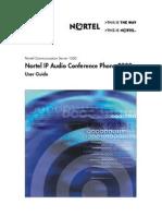 Nortel IP2022 UserGuide