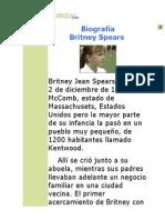 Biografia de Britney Spears