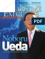 The Maritime Executive - March April, 2011