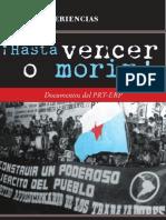 Libro PRT-ERP Documentos y Comunicados